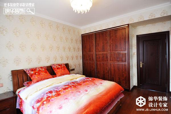 现代中式装修-两室一厅-新中式