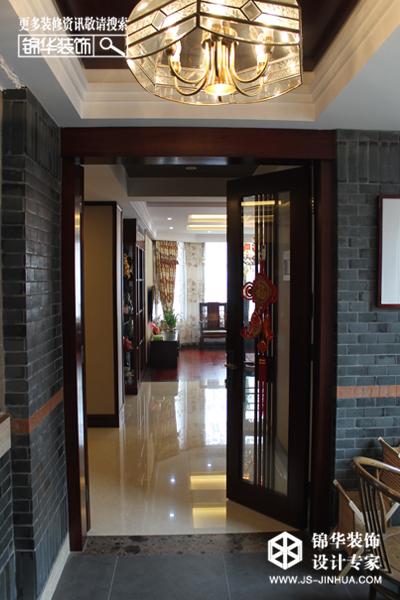 香城美地装修-大户型-新中式