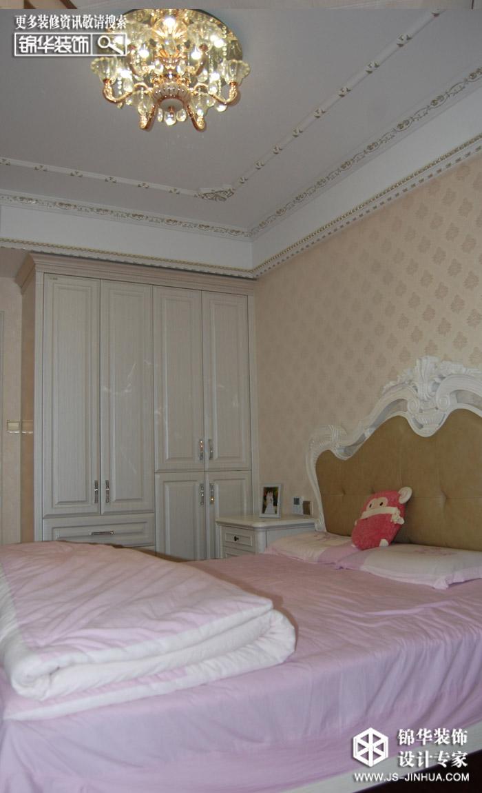 悦达·悦龙湾欧式气派装修-三室两厅-欧式古典