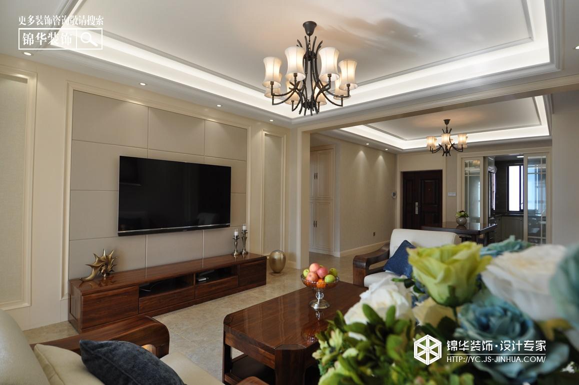 悦珑湾--释放装修-三室两厅-现代简约