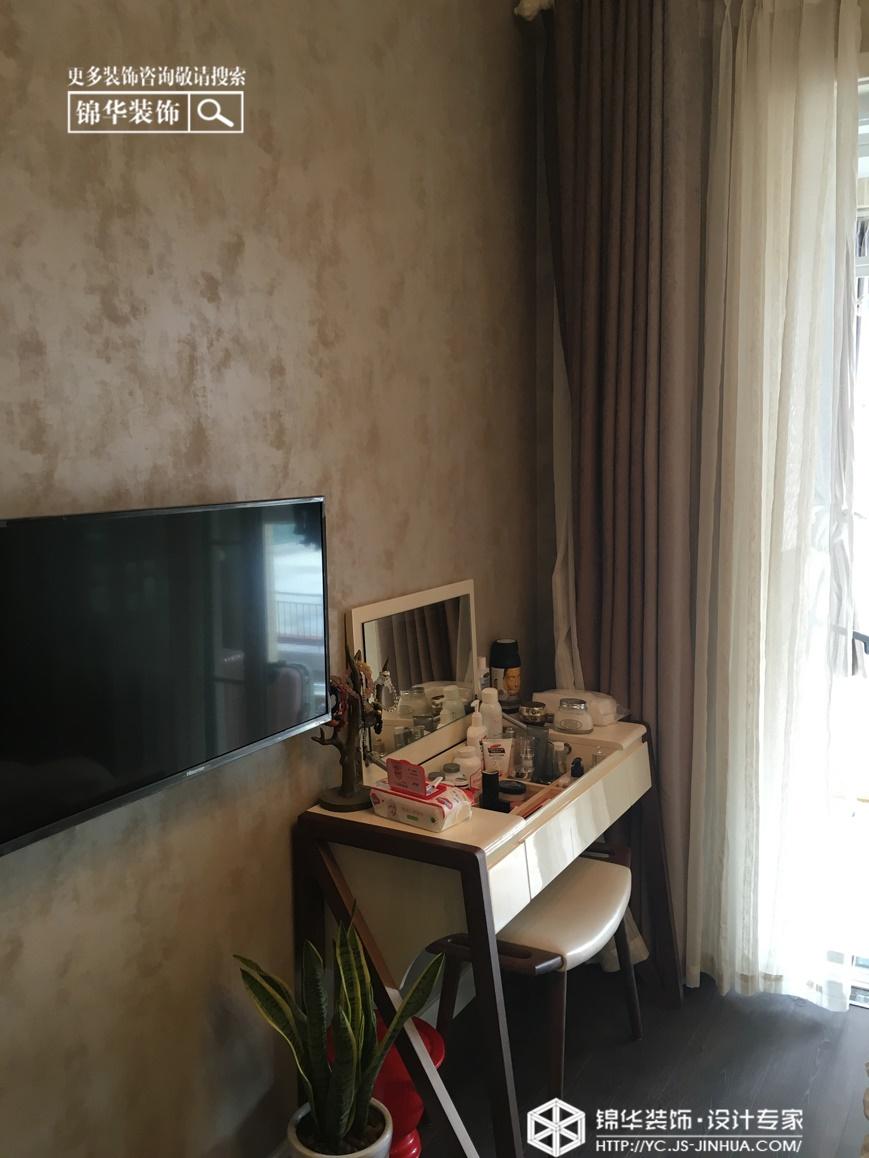凤鸣缇香--休适装修-三室一厅-美式田园