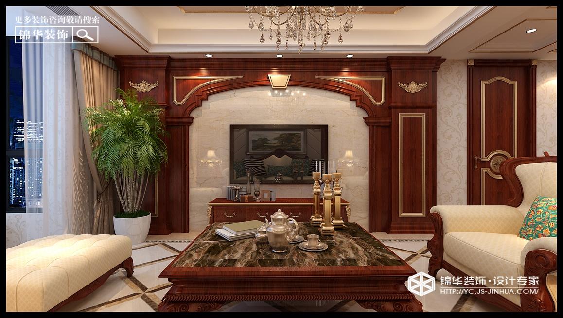 香苑西园--朴装修-大户型-新古典