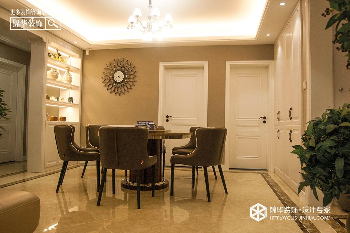 中海·凯旋门--静装修-三室两厅-现代简约