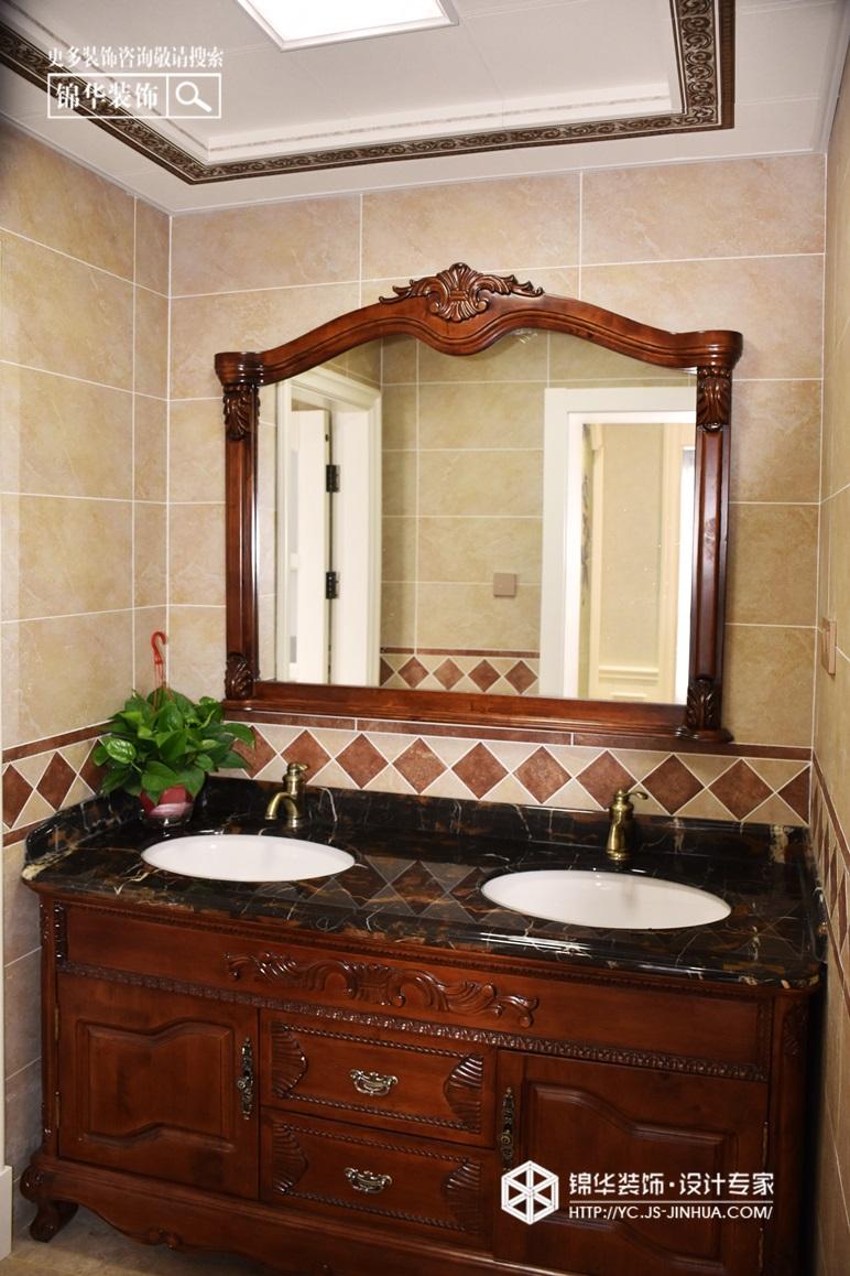 香苑西苑--北美时光装修-四室两厅-简美
