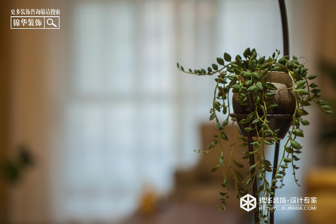 凤鸣缇香-荷(实景)装修-三室两厅-简美