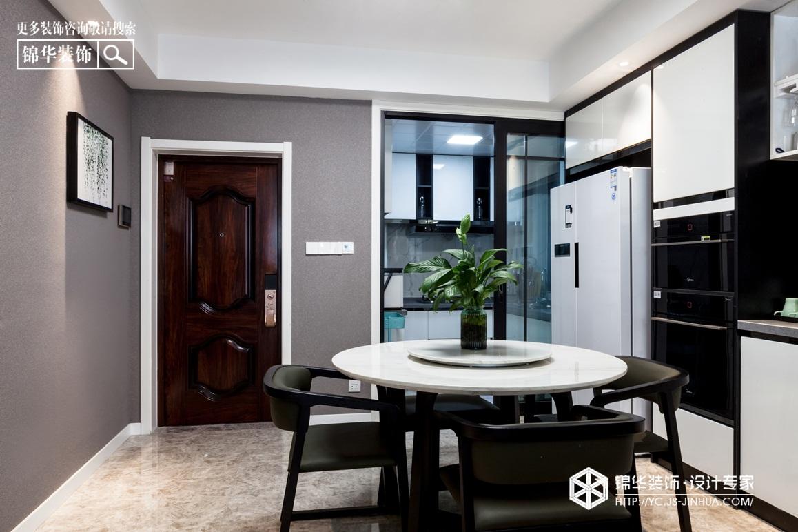 幸福嘉园-情系半生装修-两室一厅-现代简约