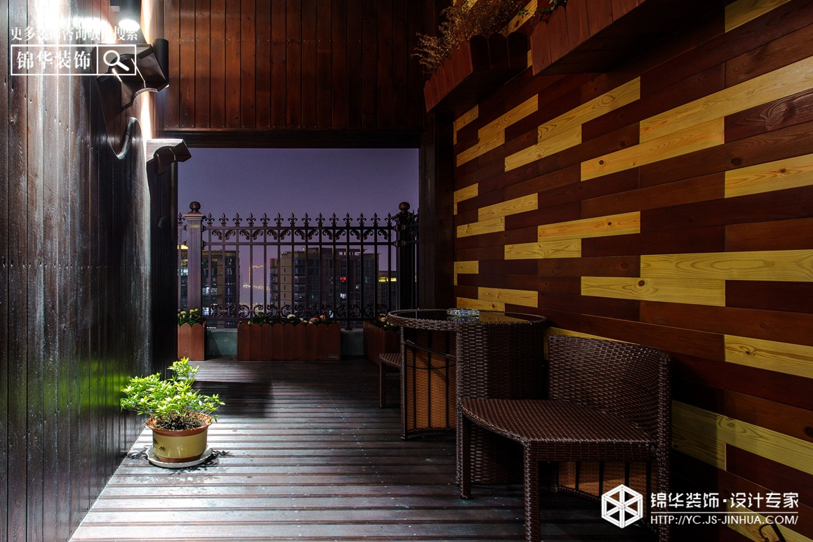 现代风格-瑞尔湖畔居-复式-260㎡装修实景效果图装修-跃层复式-现代简约