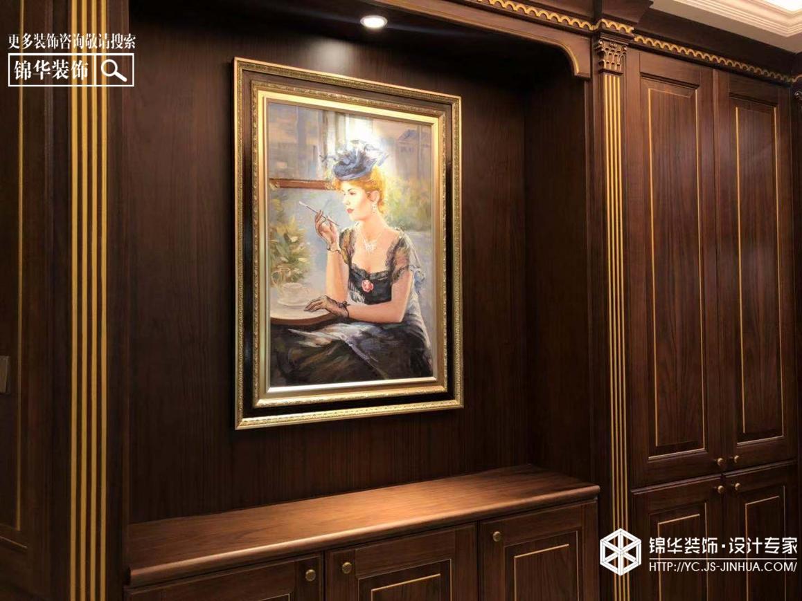 碧桂园-美式风格-360㎡(实景)