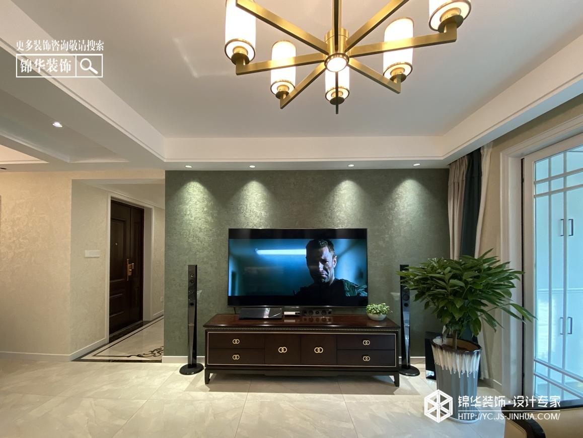 现代简约-碧桂园天玺-三室两厅-130㎡装修实景效果图装修-三室两厅-现代简约