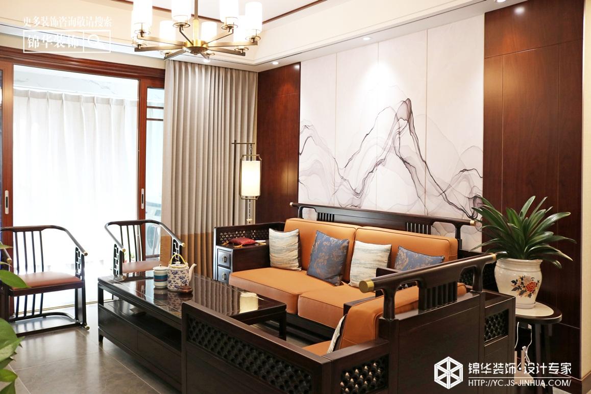 中海万锦园-新中式风格-140㎡实景视频