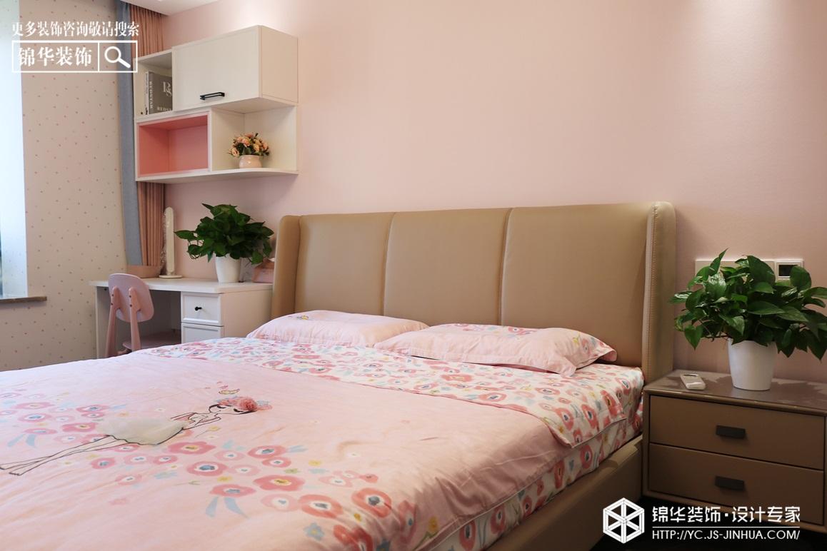 现代轻奢-公园道一号-四室两厅-190㎡装修实景效果图装修-四室两厅-轻奢