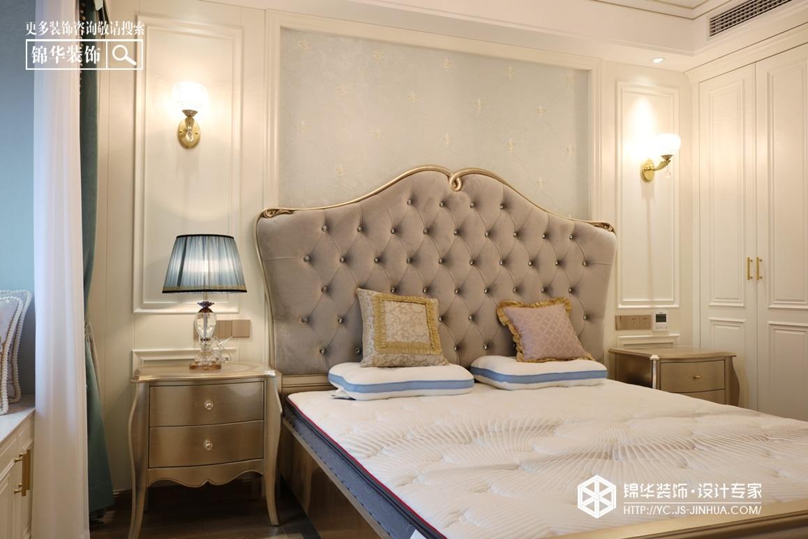 简美-橡树湾-四室两厅-140㎡装修实景效果图装修-四室两厅-简美