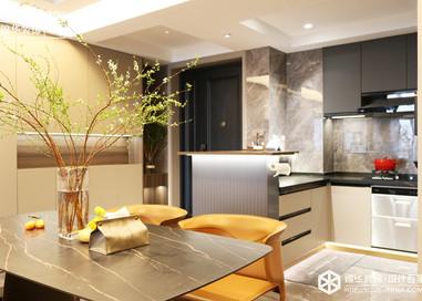 极简-钱江绿洲 -两室两厅-117㎡