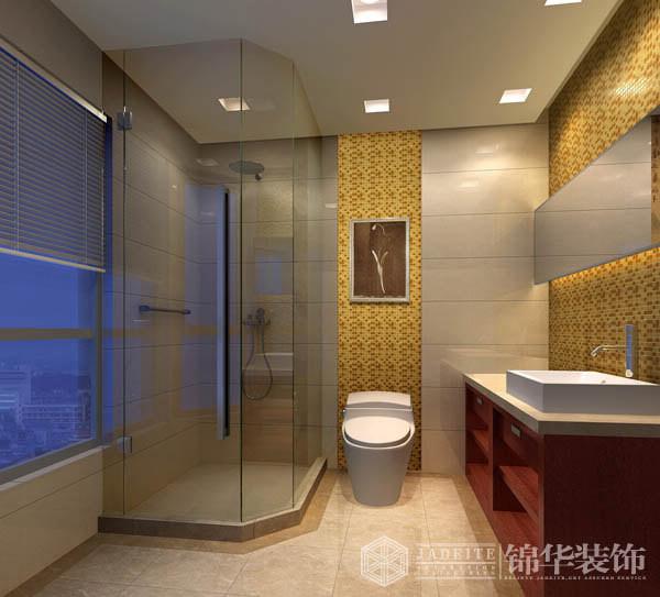 淋浴房 装修图片 扬州锦华装饰