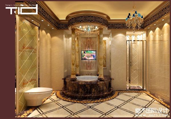 衛生間裝修效果圖-裝修圖片-揚州錦華裝飾