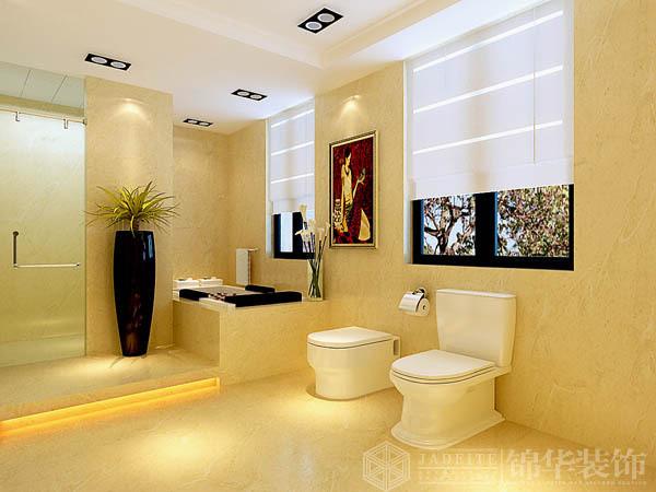 4m洗手间装修效果图