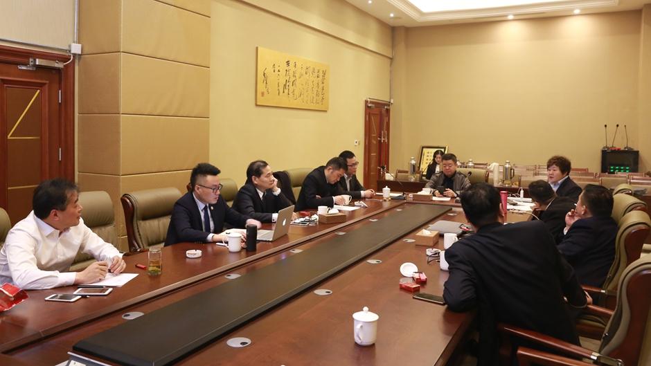外拓3月总经理会议