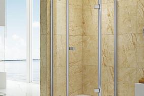锐系列-钻石型内外开淋浴房