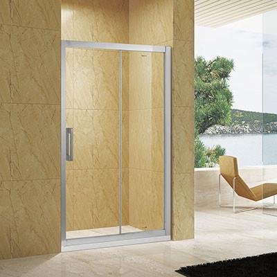 贵系列-一字型推拉淋浴房
