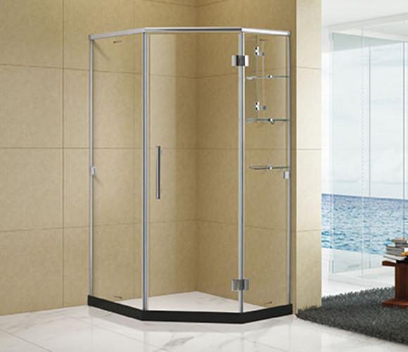幽系列-钻石型内外开淋浴房