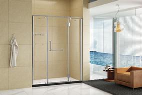 AW系列-一字型外开淋浴房