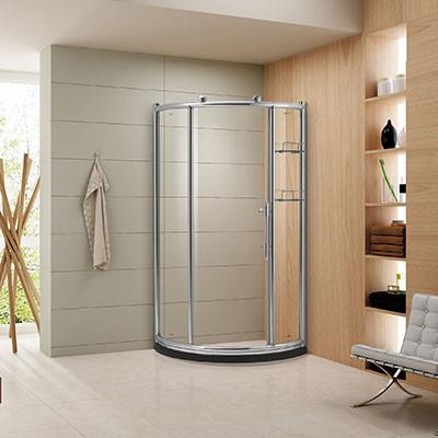 动系列-全圆推拉淋浴房