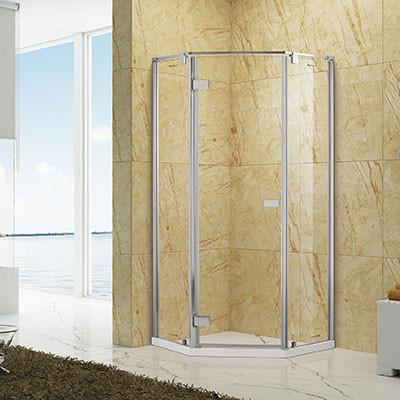 锐系列-钻石形内外开淋浴房