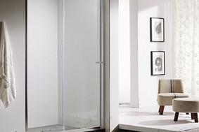 尚系列-一字型推拉淋浴房