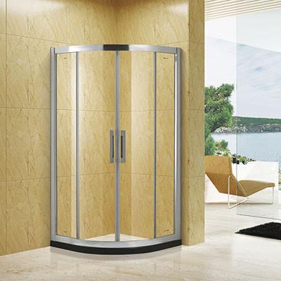 贵系列-扇形推拉淋浴房