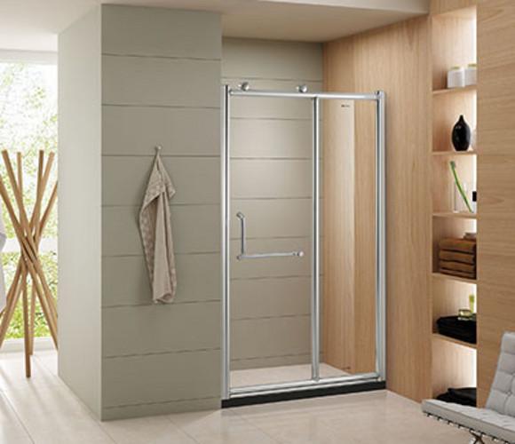动系列-一字型推拉淋浴房