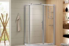 动系列-直弧形淋浴房