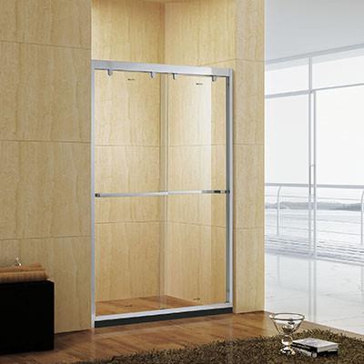 丽系列-缓冲双移淋浴房