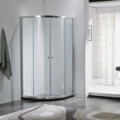 尚系列-扇形推拉淋浴房