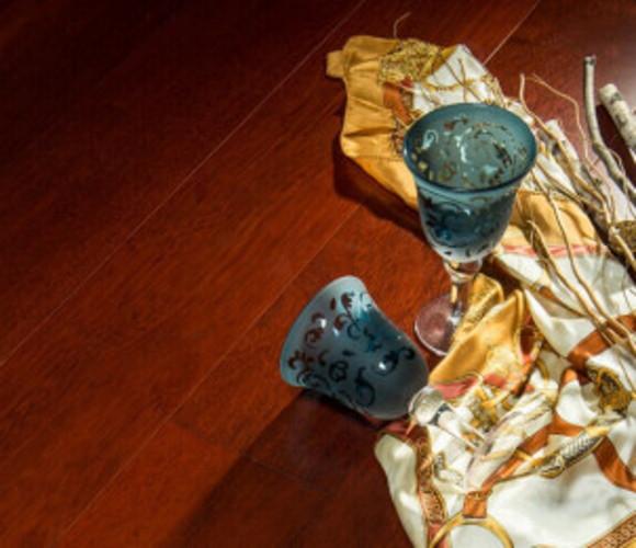 印茄木-实木地热
