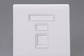 丰尚系列-电脑插座-开关面板插座
