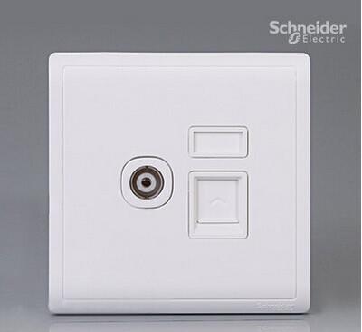 丰尚系列-电视+电脑-开关面板插座