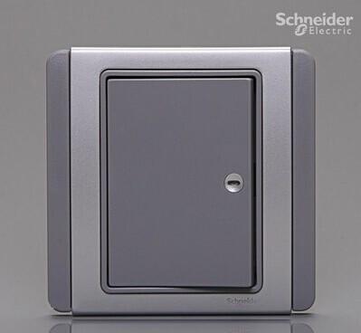 都会系列单开单控LED-开关面板插座