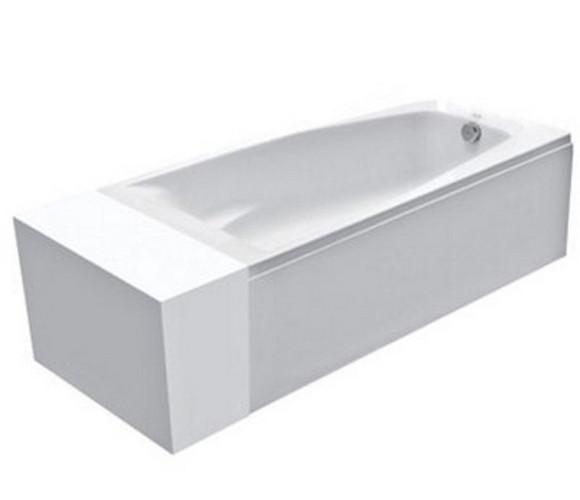 奥顿裙边浴缸
