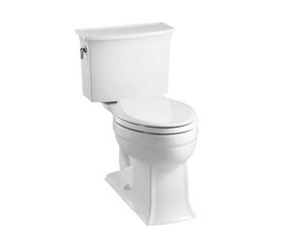 雅琦4.8升分体坐厕