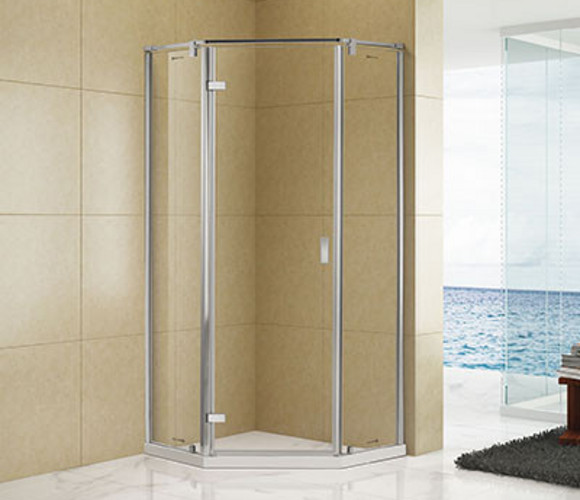 动系列-钻石型内外开淋浴房
