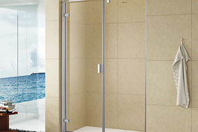 动系列-一字型内外开淋浴房