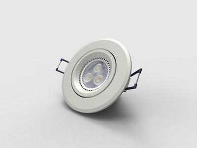 LED天花射灯-钟爱