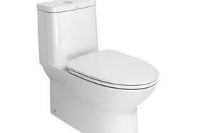 新摩登节水型连体坐厕