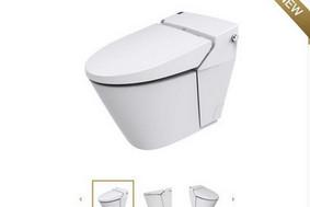 臻乐智能一体化坐厕