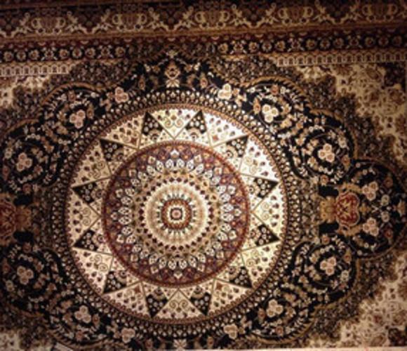 蜂之语地毯-奥伦特