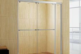 动系列-缓冲双移淋浴房