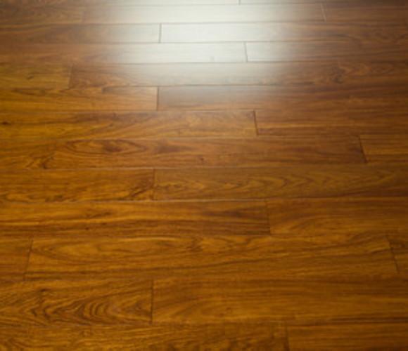 实木多层地板-亚花梨