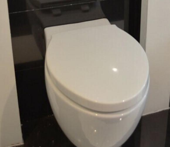 维雅挂墙式坐厕