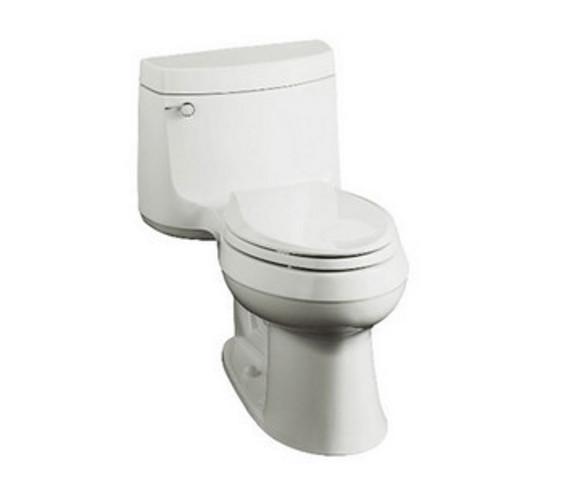 科勒希玛龙4.8升五级旋风连体坐厕