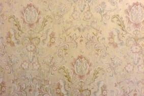 欧式大马士革花墙纸